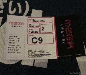 major-ticket